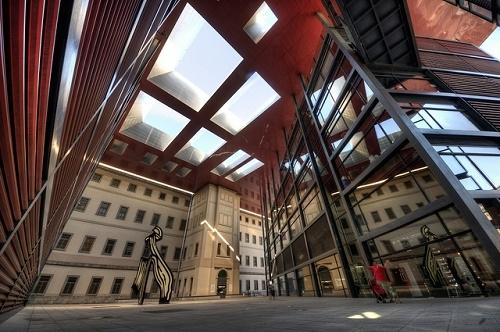 Ir al evento: PASS MUSEO REINA SOFIA Y PASEO DEL ARTE
