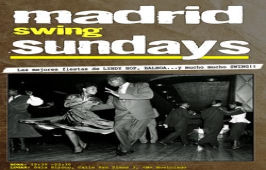 Ir al evento: Siroco Swing Sundays con Gangster Swing