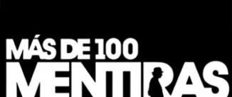 Ir al evento: Más de 100 mentiras