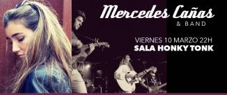 Ir al evento: MERCEDES CAÑAS & Band