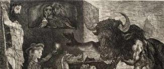Ir al evento: LA MINOTAUROMACHIE (1935) Picasso en su laberinto