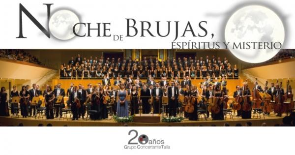 Ir al evento: NOCHE DE BRUJAS, ESPIRITUS Y MISTERIOS