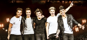 Ir al evento: ONE DIRECTION Where We Are Tour 2014