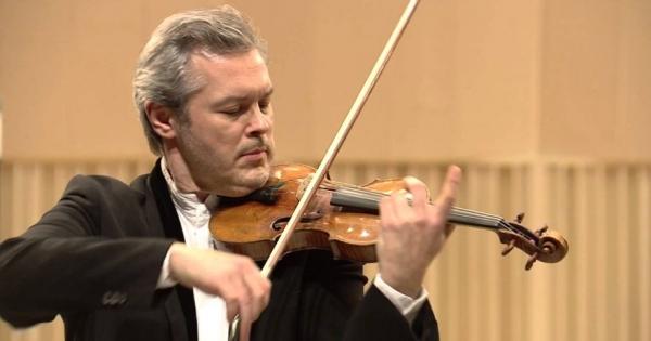 Ir al evento: New York Chamber Orchestra y Vadim Repin