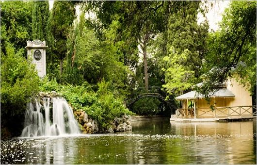 Ir al evento: Paseo por el parque El Capricho