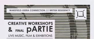 Ir al evento: pARTIE! · Wakefield / Usera connection