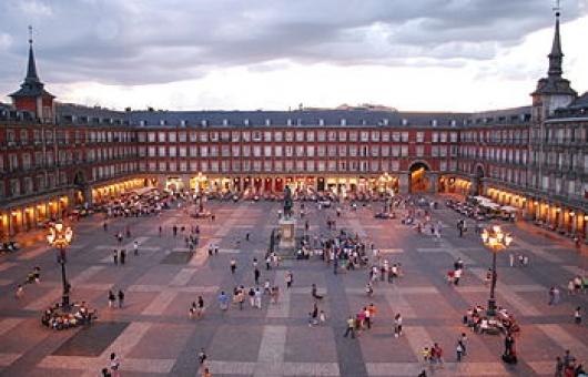 Ir al evento: Paseo por la Plaza Mayor