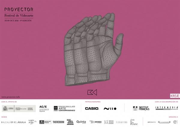 Ir al evento: PROYECTOR 16 FESTIVAL DE VIDEOARTE - WORKSHOP. De espectador a actor impartido por Oussama Mubarak