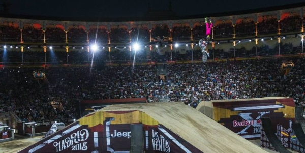 Ir al evento: Red Bull X-FIGHTERS