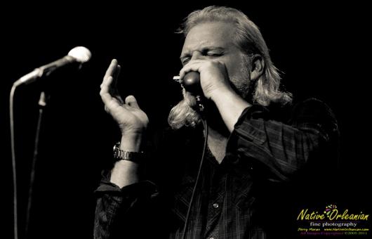 Ir al evento: Johnny Sansone en concierto