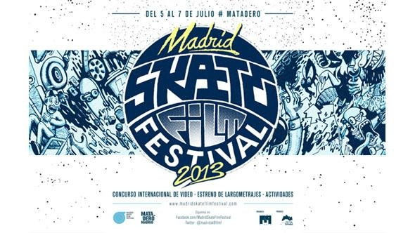 Ir al evento: MADRID SKATE FILM FESTIVAL