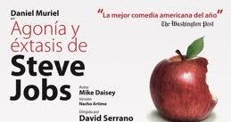 Ir al evento: Teatro. Agonia y extasis de Steve Jobs