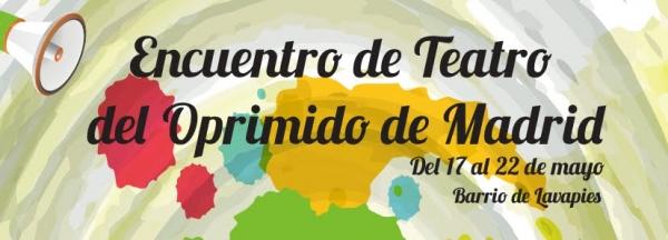 Ir al evento: ¡TOMA Teatro! Talleres de Teatro del Oprimido
