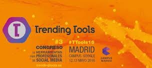 Ir al evento: TRENDING TOOL MADRID 2016