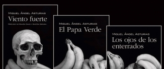 Ir al evento: Presentación de la Trilogía bananera de Miguel Ángel Asturias