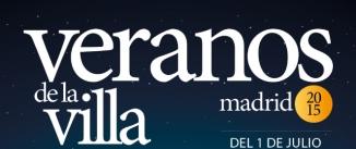 Ir al evento: VERANOS DE LA VILLA 2015