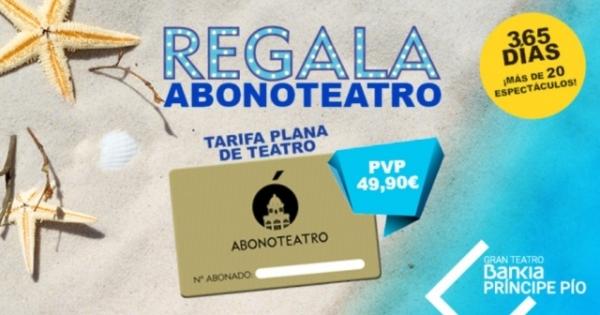 Go to event: ABONO ANUAL GRAN TEATRO PRINCIPE PIO