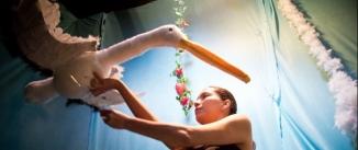 Ir al evento: EL VUELO DEL SOL Y LA LUNA - Teatro para Bebés
