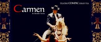Ir al evento: CARMEN – Ópera Flamenca