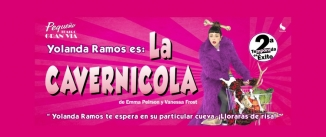 Ir al evento: LA CAVERNÍCOLA con Yolanda Ramos (2ª temporada)