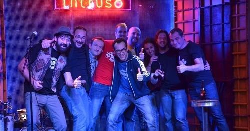 Ir al evento: MADRID COMEDY CLUB - Open Mic