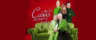 Ir al evento: COSAS DE PAPÁ Y MAMÁ