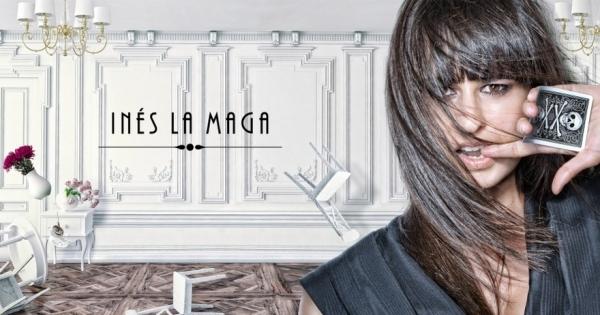 Ir al evento: INÉS LA MAGA MagicRoom