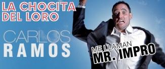 Ir al evento: CARLOS RAMOS - Me llaman Mr. Impro