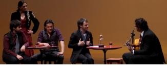 Ir al evento: VINO AMARGO - JOSÉ BARRIOS Y TERESA VALLEJO