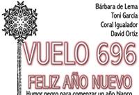 Ir al evento: VUELO 696 - Feliz Año Nuevo